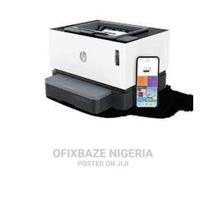 HP Laser Wireless Printer -1000w | Printers & Scanners for sale in Lagos State, Lagos Island (Eko)