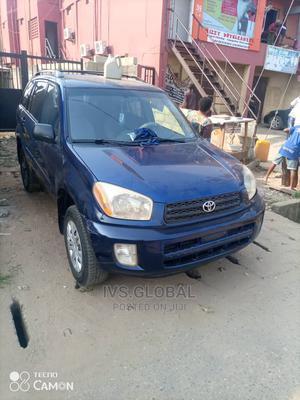 Toyota RAV4 2005 Blue   Cars for sale in Lagos State, Ogudu