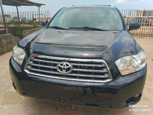 Toyota Highlander 2008 Black   Cars for sale in Lagos State, Ikeja
