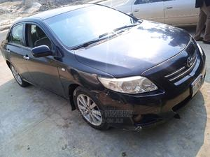 Toyota Corolla 2008 Black | Cars for sale in Rivers State, Port-Harcourt