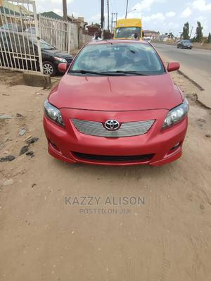 Toyota Corolla 2011 Red   Cars for sale in Lagos State, Ikeja