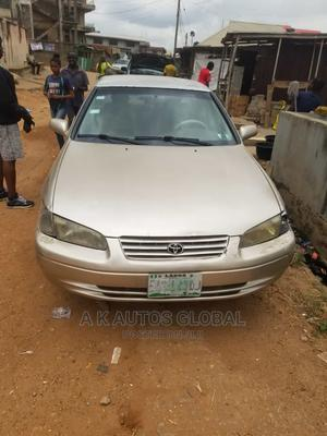 Toyota Camry 1999 Automatic Gold | Cars for sale in Kwara State, Offa