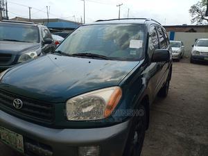Toyota RAV4 2004 Green   Cars for sale in Lagos State, Ifako-Ijaiye