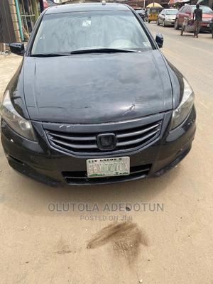 Honda Accord 2009 2.4 EX Black | Cars for sale in Lagos State, Ikeja
