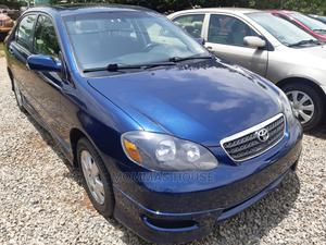 Toyota Corolla 2005 S Blue | Cars for sale in Abuja (FCT) State, Kubwa