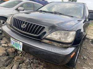 Lexus RX 2002 Black   Cars for sale in Rivers State, Port-Harcourt