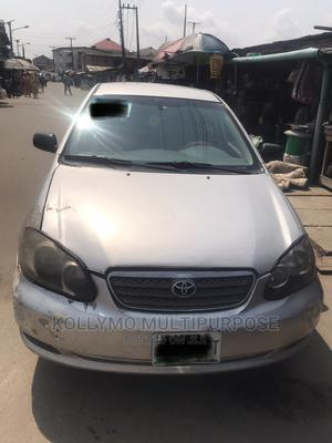 Toyota Corolla 2005 CE Silver | Cars for sale in Lagos State, Surulere