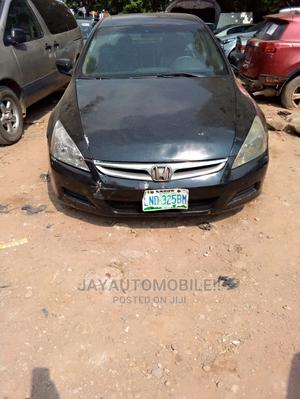 Honda Accord 2007 Gray | Cars for sale in Lagos State, Ikeja