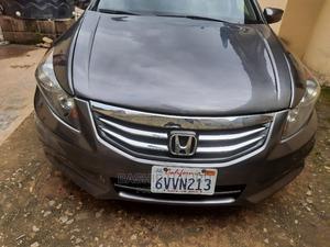 Honda Accord 2012 2.0 Sedan Gray   Cars for sale in Kaduna State, Kaduna / Kaduna State
