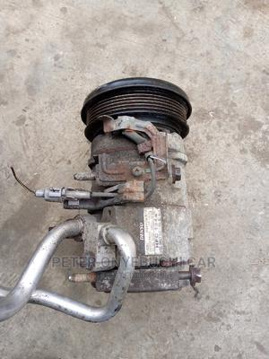 Guaranteed Toyota Sieana 03-07 Compressor 34k. | Vehicle Parts & Accessories for sale in Lagos State, Mushin