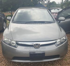 Honda Civic 2008 1.8 DX Automatic Gray   Cars for sale in Abuja (FCT) State, Central Business Dis