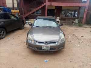 Honda Accord 2007 2.0 Comfort Automatic Gray   Cars for sale in Oyo State, Ibadan