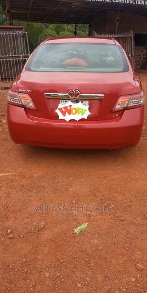 Toyota Camry 2008 2.4 LE Red   Cars for sale in Osun State, Ilesa