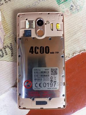 Infinix Hot 4 16 GB Gold   Mobile Phones for sale in Ekiti State, Ado Ekiti