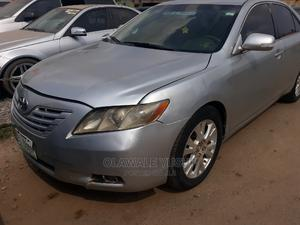 Toyota Camry 2008 2.4 LE Silver | Cars for sale in Lagos State, Alimosho