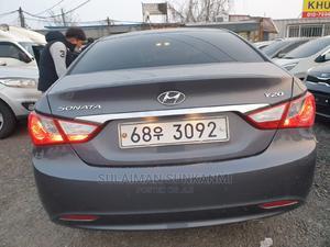 Hyundai Sonata 2010 Gray   Cars for sale in Lagos State, Alimosho