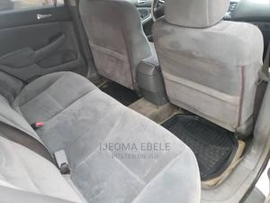 Honda Accord 2004 Silver | Cars for sale in Lagos State, Ejigbo