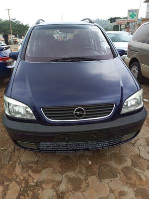 Opel Zafira 2005 Blue | Cars for sale in Abuja (FCT) State, Karu