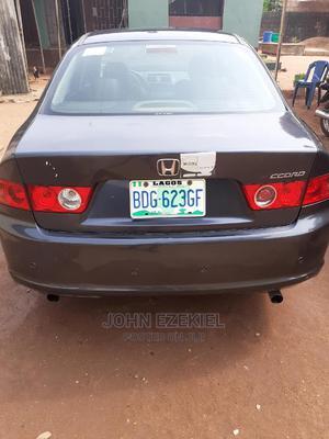 Honda Accord 2007 Sedan EX Gray | Cars for sale in Lagos State, Ipaja