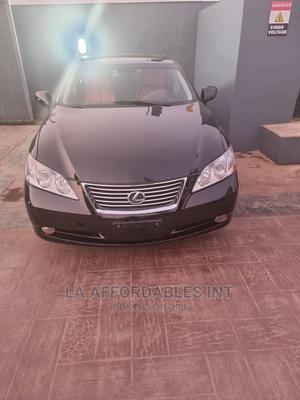 Lexus ES 2008 350 Black   Cars for sale in Edo State, Benin City