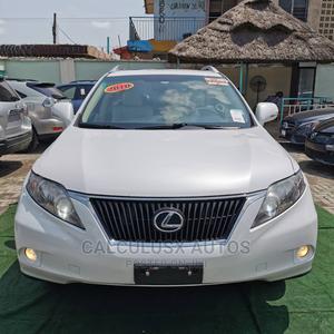 Lexus RX 2010 350 White | Cars for sale in Lagos State, Ilupeju