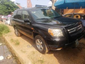 Honda Pilot 2006 EX 4x2 (3.5L 6cyl 5A) Black   Cars for sale in Lagos State, Ikeja