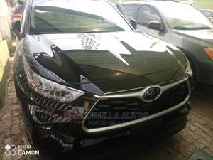 Toyota Highlander 2020 XLE AWD Black | Cars for sale in Lagos State, Ikeja