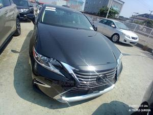 Lexus ES 2016 350 FWD Black | Cars for sale in Lagos State, Ibeju