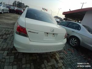 Honda Accord 2009 2.0 Sport White   Cars for sale in Lagos State, Ajah