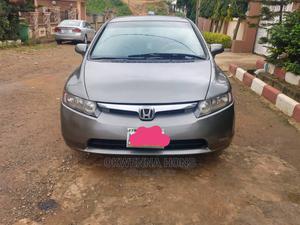Honda Civic 2007 1.8i-Vtec EXi Gray   Cars for sale in Abuja (FCT) State, Apo District