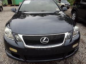 Lexus GS 2009 Black   Cars for sale in Abuja (FCT) State, Katampe