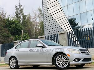 Mercedes-Benz C-Class 2009 C 300 (W204) Silver | Cars for sale in Abuja (FCT) State, Central Business District