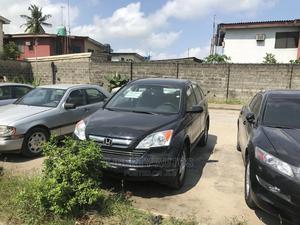 Honda CR-V 2008 Black   Cars for sale in Lagos State, Apapa