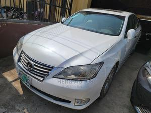 Lexus ES 2010 350 White   Cars for sale in Lagos State, Surulere