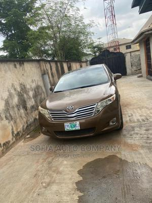 Toyota Venza 2010 V6 Brown | Cars for sale in Lagos State, Ojodu