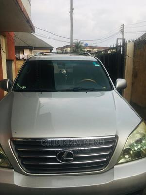 Lexus GX 2004 470 Silver | Cars for sale in Abia State, Aba South