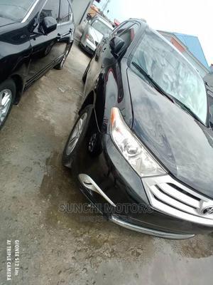 Toyota Highlander 2013 Limited 3.5l 4WD Black | Cars for sale in Lagos State, Lekki