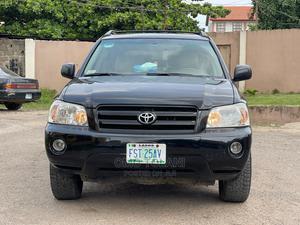 Toyota Highlander 2006 Limited V6 Black   Cars for sale in Lagos State, Ogba
