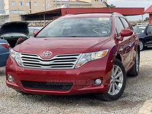Toyota Venza 2010 Red | Cars for sale in Abuja (FCT) State, Jahi