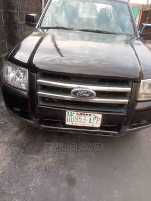 Ford Ranger 2008 1800 Long XL Black | Cars for sale in Rivers State, Port-Harcourt