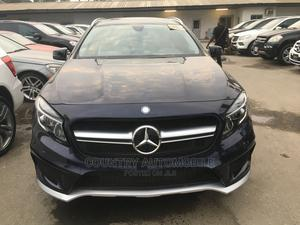 Mercedes-Benz CLA-Class 2018 Blue   Cars for sale in Lagos State, Apapa