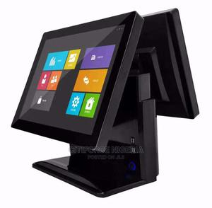 Touch All-In-One POS System With Software   Computer Monitors for sale in Lagos State, Ikeja