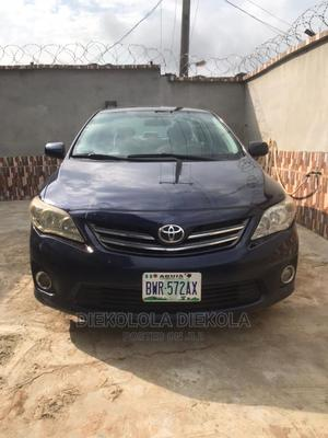Toyota Corolla 2013 Blue | Cars for sale in Lagos State, Alimosho