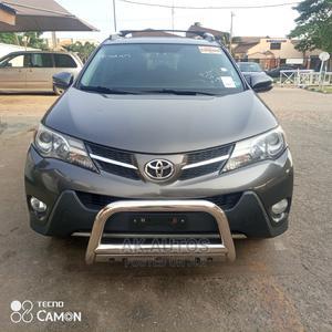 Toyota RAV4 2015 Gray   Cars for sale in Lagos State, Ikeja
