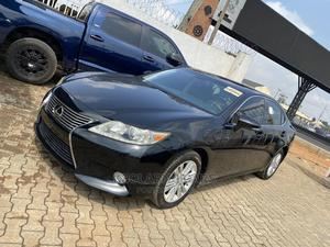 Lexus ES 2013 350 FWD Black | Cars for sale in Lagos State, Ikeja