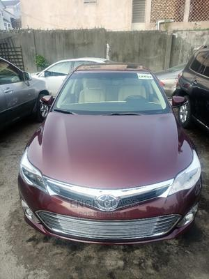 Toyota Avalon 2014 Red | Cars for sale in Lagos State, Amuwo-Odofin