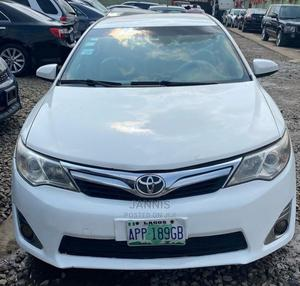 Toyota Camry 2013 White   Cars for sale in Lagos State, Ogba