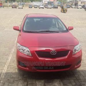 Toyota Corolla 2010 Red | Cars for sale in Anambra State, Onitsha