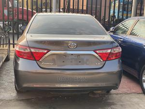 Toyota Camry 2016 Gray   Cars for sale in Lagos State, Amuwo-Odofin