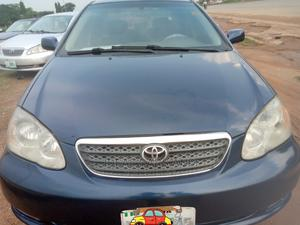 Toyota Corolla 2005 LE Blue   Cars for sale in Abuja (FCT) State, Asokoro